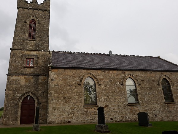 Bovevagh Church